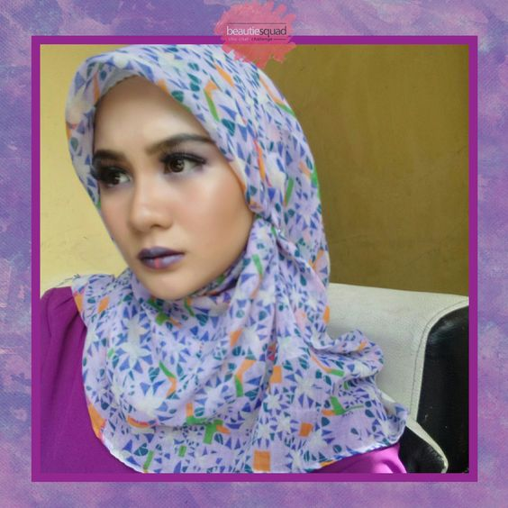 Ultraviolet Makeup by Hesti