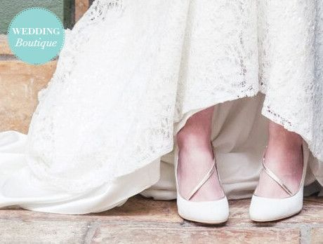 Shoes For The Bride
