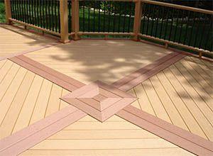 Deck Board Layout Patterns Deck Pattern Diy Creative
