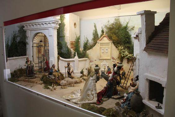 imagenes de belenes en museos - Buscar con Google