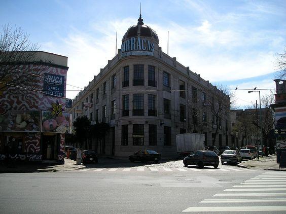 """Barrio de """"""""Barracas""""""""ex fabrica textil  Piccaluga"""