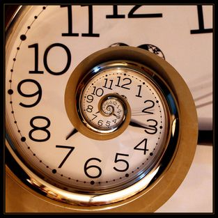 Passing of time - time perception - memory - autobiograhical sense