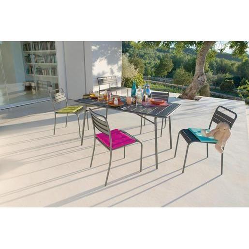Table Pliante Nouba Salon De Jardin Mobilier Design Mobilier Jardin