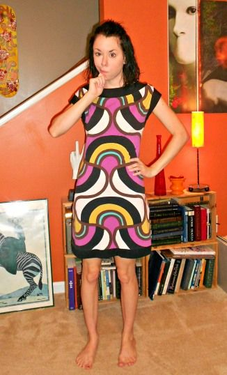 before/afters of thrift store finds, lady's project a day for a year blog/diary, this would be something I'd like to try on some level.