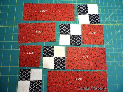 Loose Threads: My Leftovers Quilt