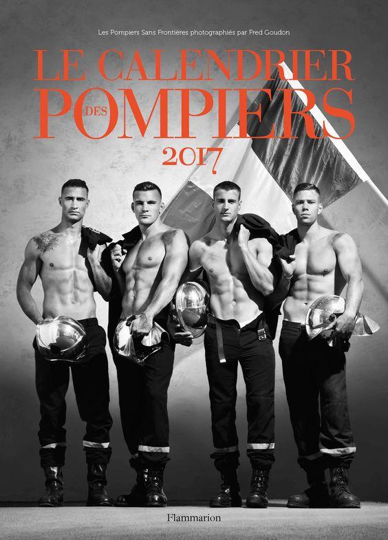 Les pompiers font de nouveau de l'ombre aux Dieux du Stade, avec ce calendrier 2017 où ils s'affichent plus sexy que jamais. Et en plus, c'est pour la bonne cause !