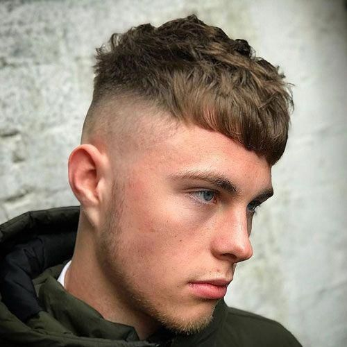 Short Fringe For Balding Hair The Best Haircuts And Hairstyles For Bald Men G Balding Fringe Bald Hair Balding Mens Hairstyles Mens Hairstyles Short