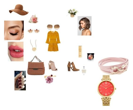 """""""BEAUTY GIVEAWAY"""" by annali1983 ❤ liked on Polyvore featuring beauty, Chanel, Les Néréides, Ginette NY, Joana Salazar, EB Florals, Cinq à Sept, Avon, Charlotte Tilbury and Chloé"""