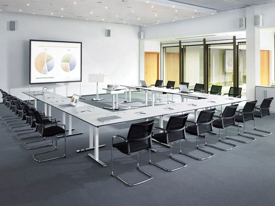commercial conference room ideas with modern style | Office Design ...