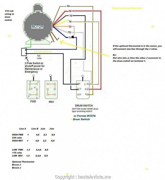 2 pole wiring diagram blower relay switch wiring diagram