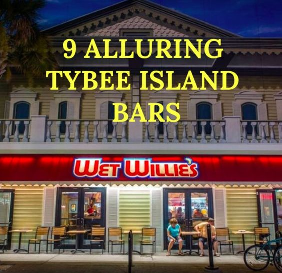 9 Alluring After-Hours Spots on Tybee Island