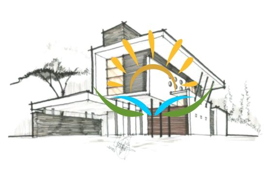 contemporary residence architectural drawing Architecture drawing Drawings Architecture