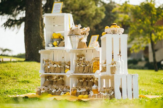 matrimonio giallo limone a desenzano del garda | La petite Coco-19