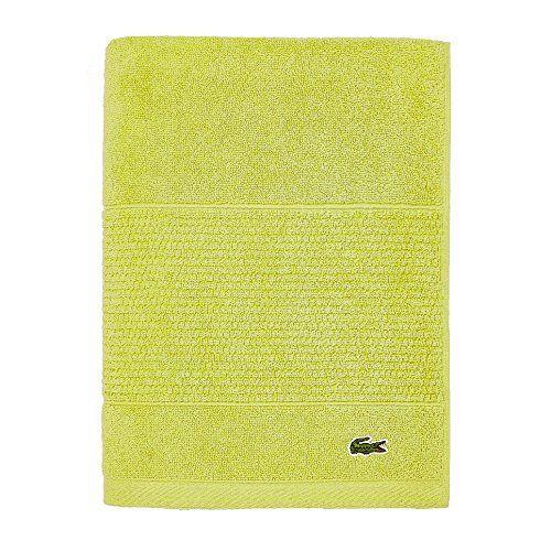 Lacoste Legend Towel 100 Supima Cotton Loops 650 Gsm Https Www Amazon Com Dp B06y1nch1b Ref Cm Sw R Pi Dp U X Ixgacbna4hmk Supima Cotton Towel Cotton