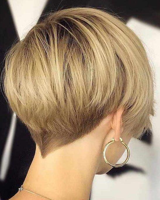 Pin En Bob Haircut