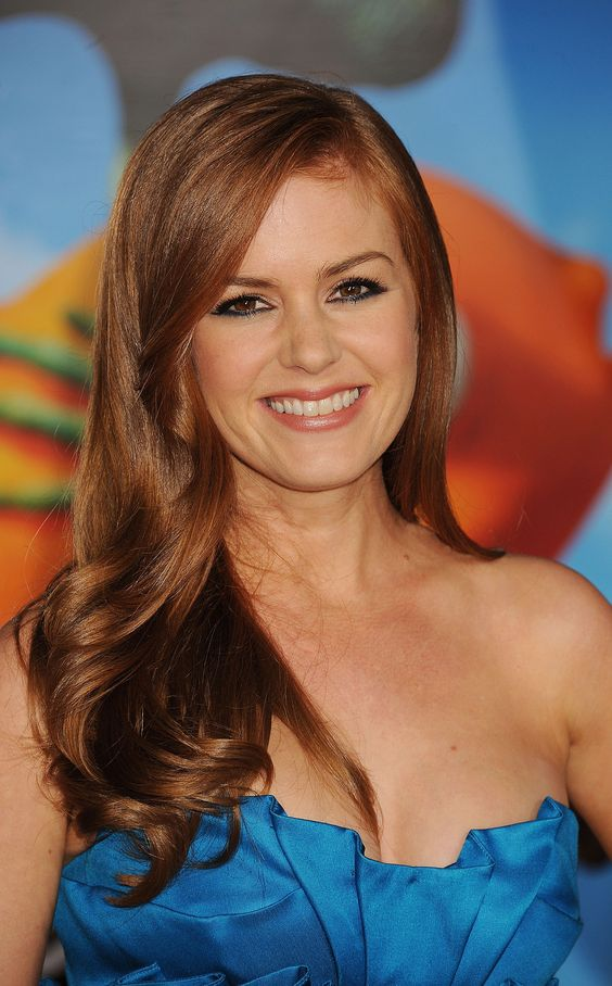 Isla fisher; redkin hair color formula exposed. 7gc eq golden copper and more. Find out here