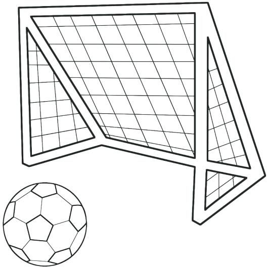 Image Result For Soccer Net Drawing In 2019 Zeichnen