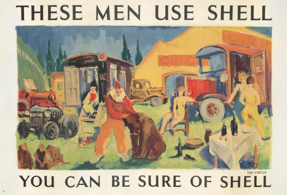 These Men Use Shell. 1938
