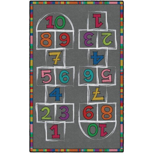 Garden Time Rug 48 X 72 Rectangle Dummy Type Code Value Dummy Type Code Soft Carpet Kids Rugs Discount School Supply