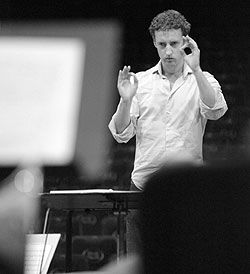 Michael Francis guest conductor with the Rochester Philharmonic presents Holst's celestial showpiece, the Planets.