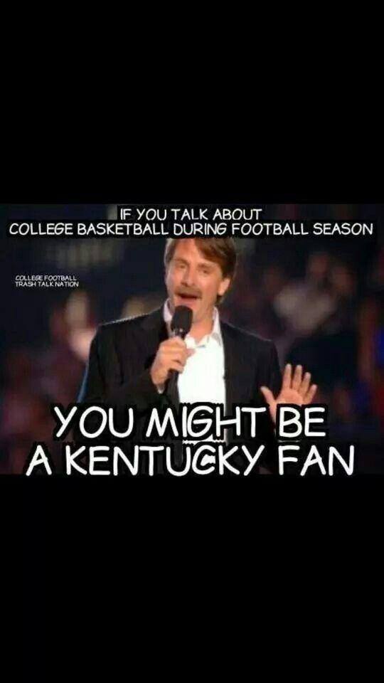 Kentucky fan