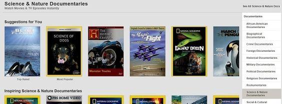 Educational documentaries on Netflix