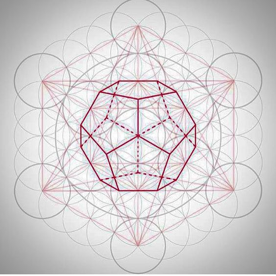 #circle #vesicapiscis #Fibonacci #pi #phi #equilateraltriangle #pentagon #pentagram #hexagon #the7daysofcreation #thetreeoflife #theseedoflife #theeggoflife #thefloweroflife #thefruitoflife #metatronscube #sacredgeometry #ancientknowledge #arch #art math secret magic angel architecture quantumphysics ufo ovni space energy frequency vibration  Tesla by juniormassa