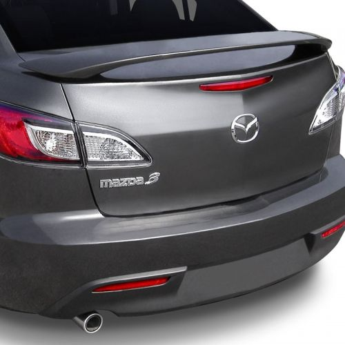 PAINTED SPOILER Deck Wing No Drill TAPE-ON Factory Style For MAZDA6 2014-2020