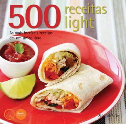 500 Receitas Light