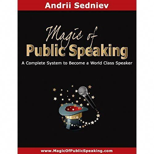 Magic Of Public Speaking A Complete System To Become A World Class Speaker Publicspeakingclasses Public Speaking Public Speaking Tips Craft Online