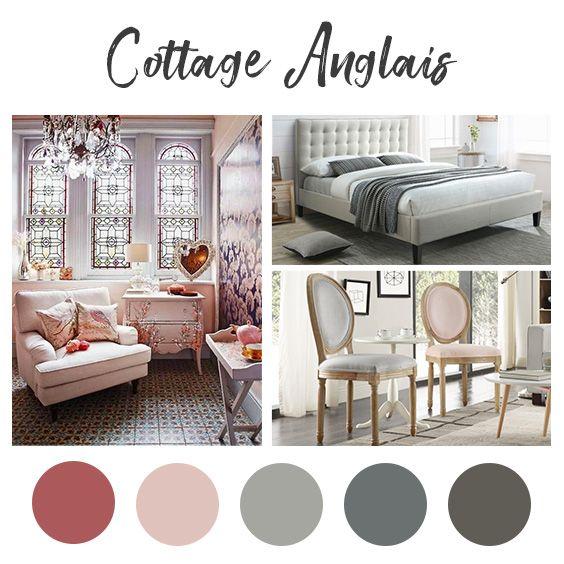 Cottage Anglais La Deco Chic De Maison De Campagne Vente Unique Decoration Maison Decoration Interieure Maison De Campagne