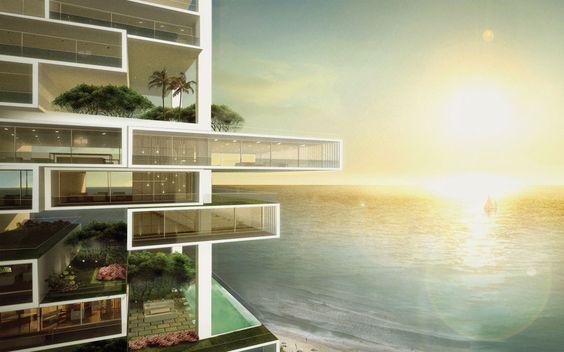 LA VILLA OPPENHEIM Architecture + Design Home    Fjellhus - iniala luxus villa am strand a cero