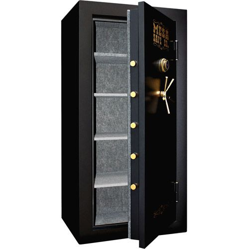 Mesa Safe Mbf7236c P Fire Resistant X Large Security Safe With Mechanical Dial Lock Black Fire Resistant Mbf7236c Security Safe Dial Lock Electronic Lock