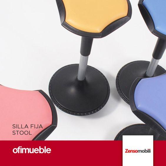 Silla {Stool} moderna y versátil. El confort está asegurado por la particular estructura de la silla. La variedad de colores de  {Stool} la convierten en un arcoíris para la decoración de espacios minimalistas. Las sillas brindan una excelente capacidad de optimización. Prácticas y cómodas, son la elección del emprendedor contemporáneo.