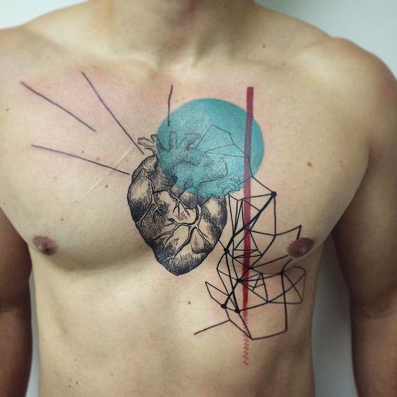 Tatuagem por Cássio Magne