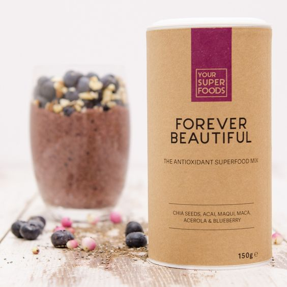 Beauty Pack - Your Superfoods  - sehr cooler Shop