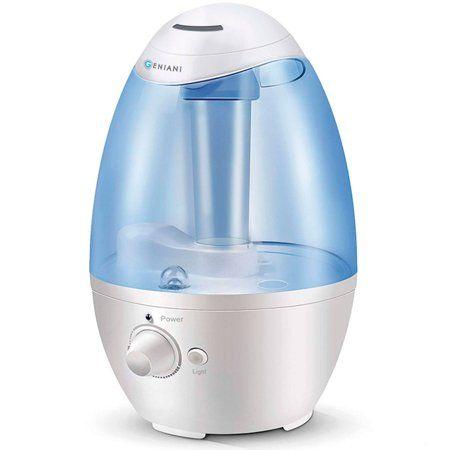 AIRCARE MoistAIR Whole House Mini Console Evaporative Humidifier