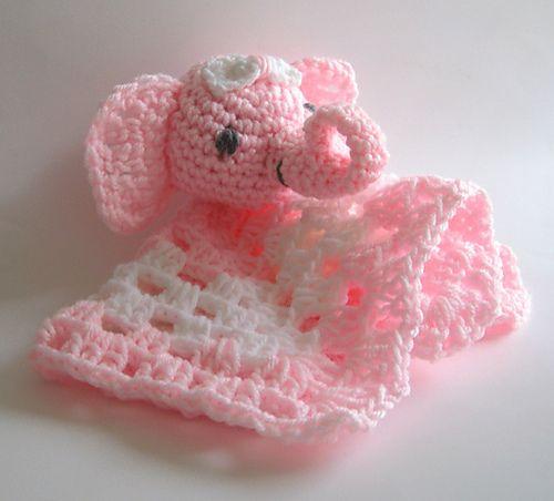 Amigurumi Elephant Snuggle : Elephant Snuggle Blanket pattern by Cheryl Cooper ...