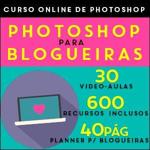 Pacote de imagens para fazer o curso de photoshop online - Photuts - Curso de photoshop online completo