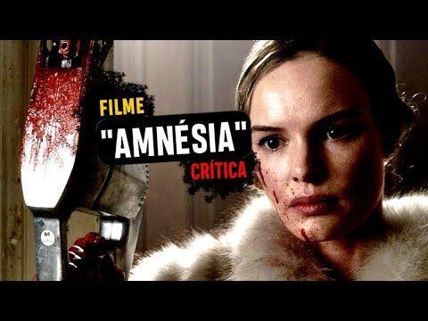 Tomara Que Eu Me Esqueca Desse Filme Critica Filme Amnesia
