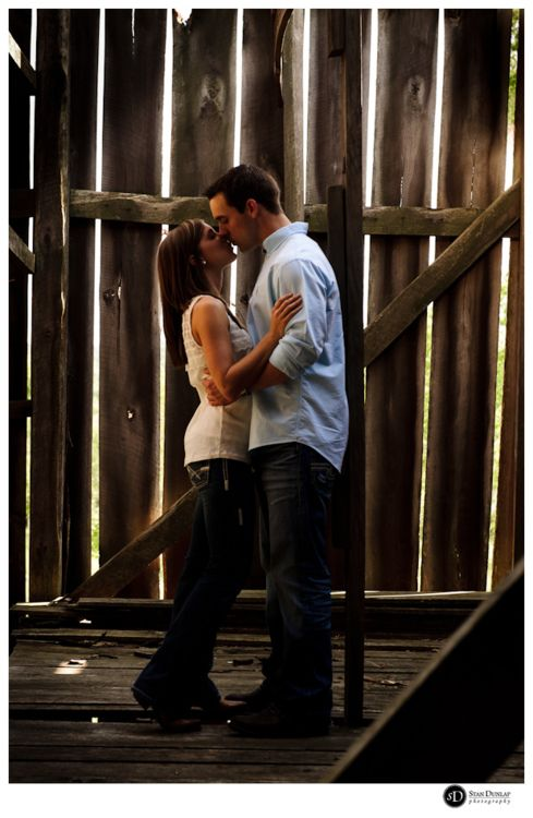 Stan Dunlap Photography — Engagement session; from the pasture to the city!