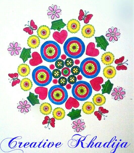 #creativekhadija