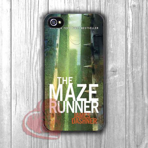 The Maze Runner Bestseller Book - zL for iPhone 4/4S/5/5S/5C/6/ 6+,samsung S3/S4/S5,samsung note 3/4