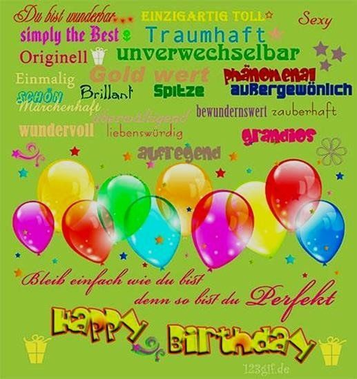 Schone Geburtstagsbilder Kostenlose Bilder Zum Geburtstag