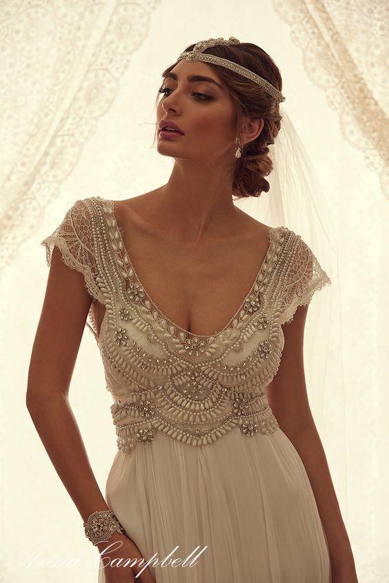 Anna Campbell 'Coco' dress.  www.annacampbell.com.au