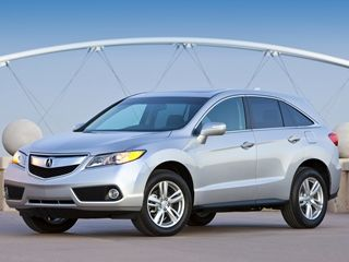 10 Best Luxury Cars Under $40,000 - Kelley Blue Book Accura RDX