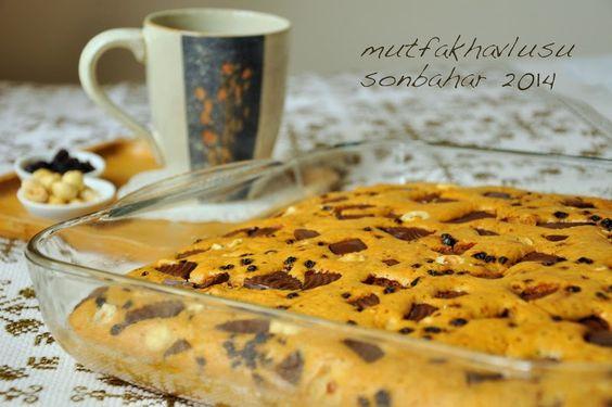 Mutfak Havlusu: Sonbahar Keki