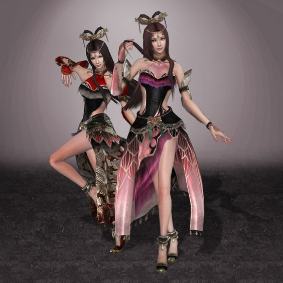 Warriors Orochi 3 World S End: Models, Dynasty Warriors And Art On Pinterest