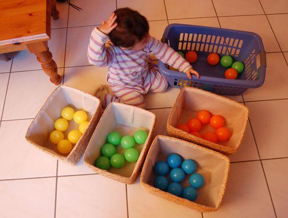 Trois dans le petit nid: Activités pour Quentin (18 mois) 1/3