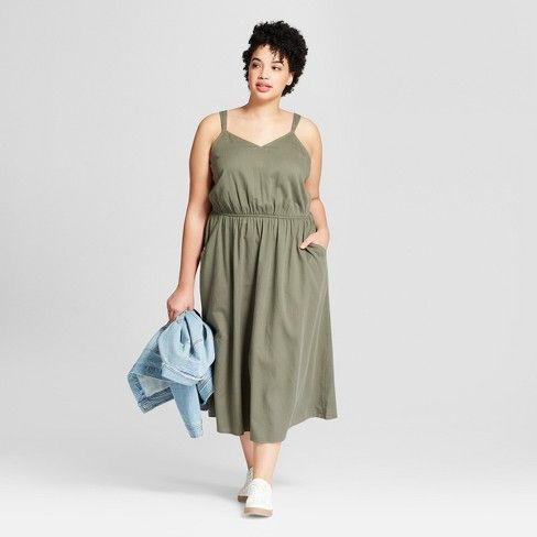 Women\'s Plus Size Maxi Dress - Universal Thread™ : Target ...